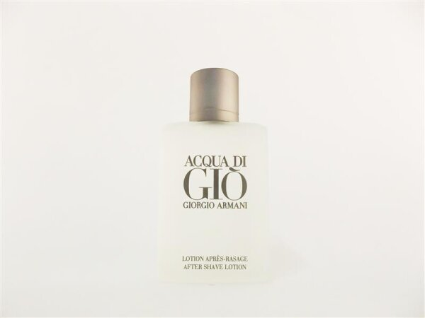 Giorgio Armani Acqua di Gio Pour Homme After Shave Lotion 100mL